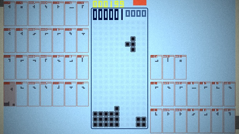 GLSL Auto Tetris