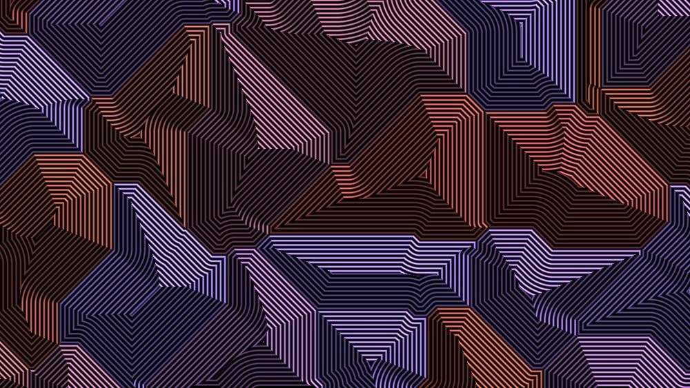 Manhattan Voronoi Distance Map